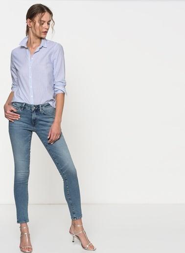 Jean Pantolon | Adriana - Super Skinny-Mavi